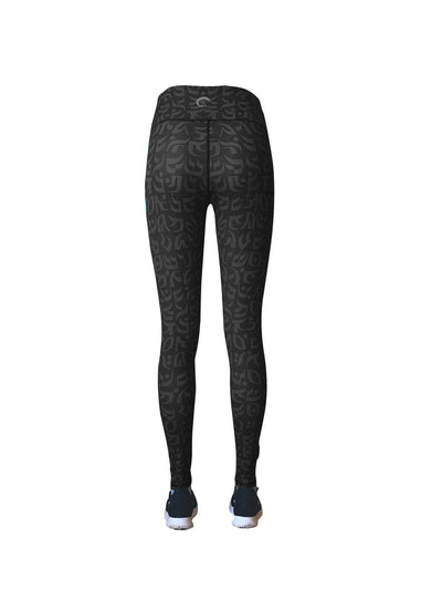 OKIINO Midnight Cultura Leggings LIMITED EDITION