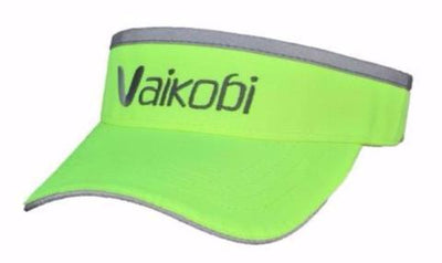Vaikobi APPAREL Fluro Yellow V PERFORMANCE VISOR