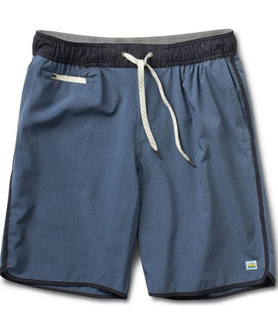 Vuori Apparel Azure Linen / small The Banks Short
