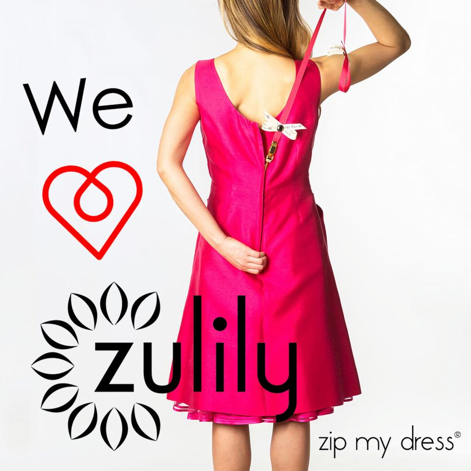 Zip My Dress Featured on Zulily and Watermark Women's Conference Recap