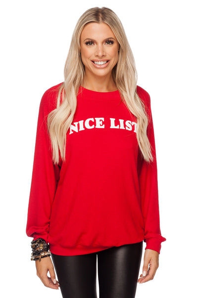 Nice List Sweatshirt - clothe+arrow