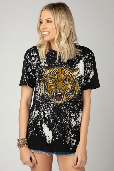 Tiger Bleach Tee