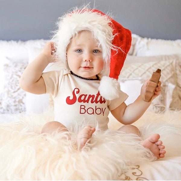 Santa Baby Onesie - clothe+arrow