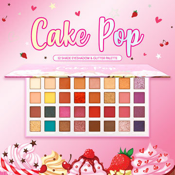 New! Cake Pop Palette