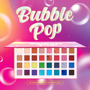 New! Bubble Pop Palette