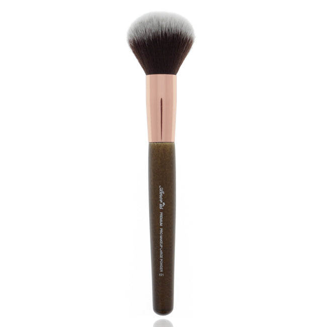 101 Amorus USA Premium Deluxe Powder Face Makeup Brush Amor Us makeup cosmetics brushes vegan cruelty free