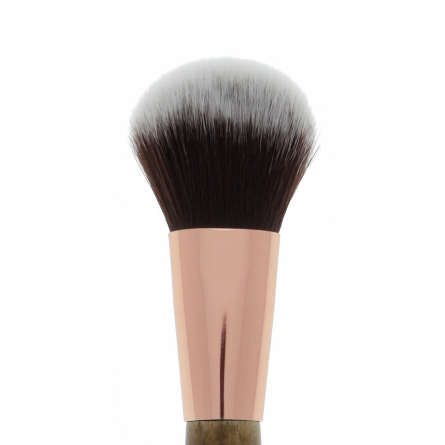 102 Amorus USA Premium Deluxe Powder Face Makeup Brush Amor Us makeup cosmetics brushes vegan cruelty free