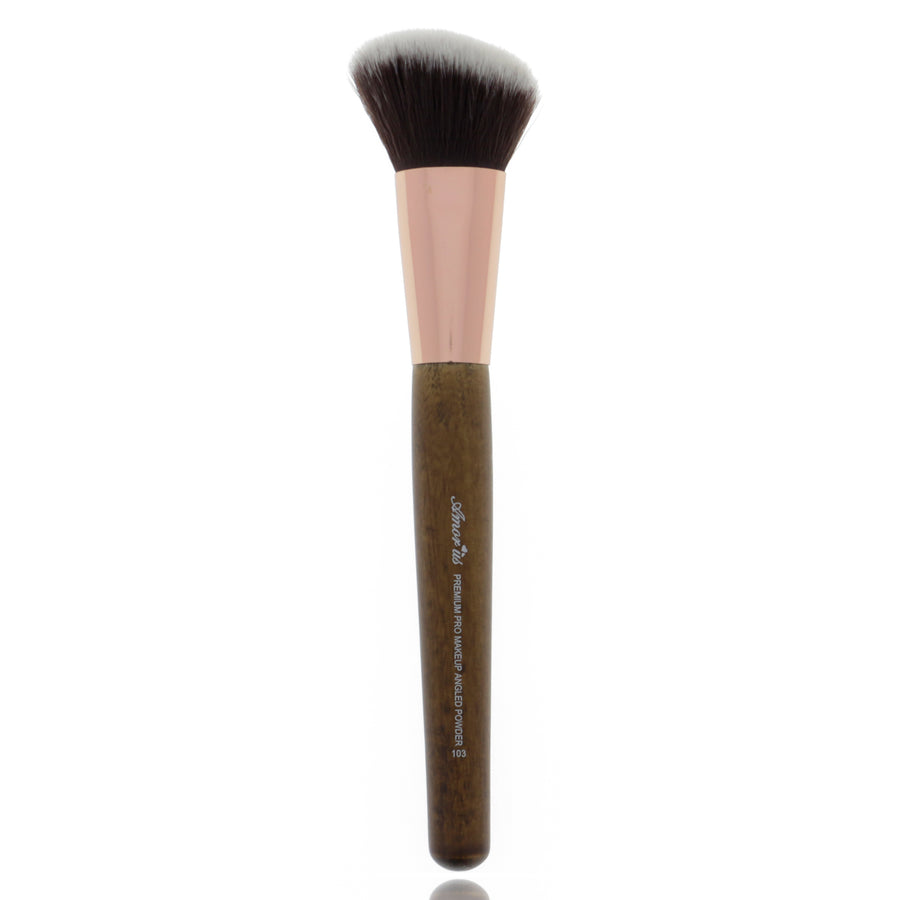 103 Amorus USA Premium Face Makeup Brush Amor Us makeup cosmetics brushes vegan cruelty free
