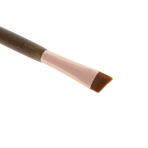113 Amorus USA Premium Eyeshadow Eyeliner Angled Definer Eye Makeup Brush Amor Us makeup cosmetics brushes vegan cruelty free