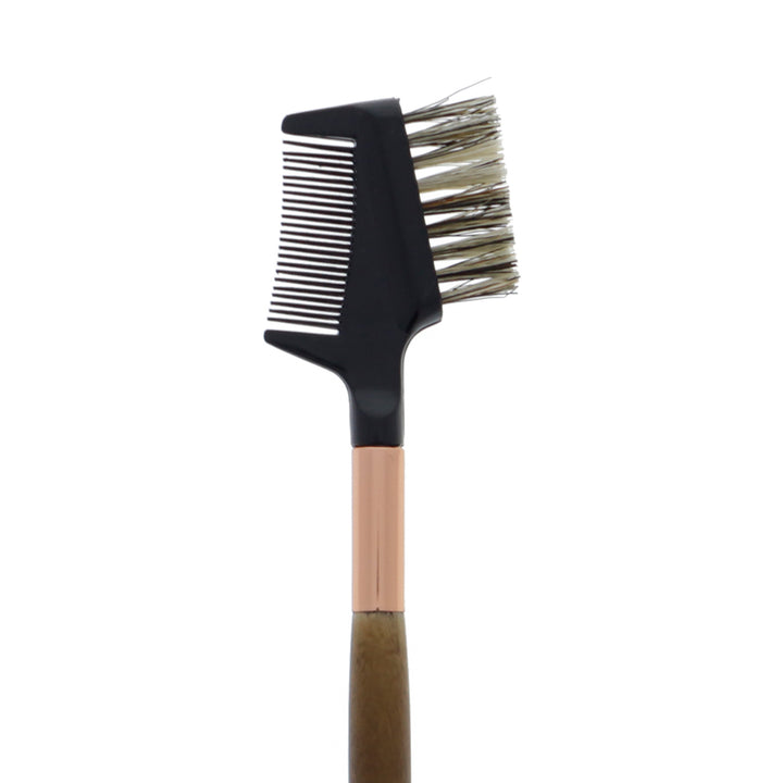 117 Amorus USA Premium Eyelash and Brow Comb Eye Makeup Brush Amor Us makeup cosmetics brushes vegan cruelty free