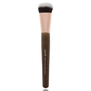 127 Amorus USA Premium Blending Buffer Face Makeup Brush Amor Us makeup cosmetics brushes vegan cruelty free