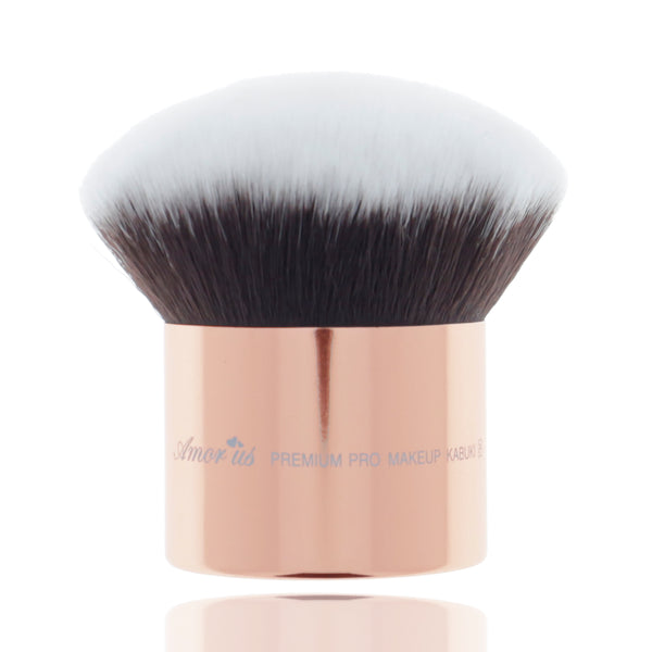 130 Amorus USA Premium Large Bronzer Face and Body Makeup Brush Amor Us makeup cosmetics brushes vegan cruelty free