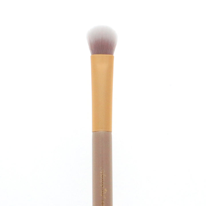 Amorus USA Gold Crush Full Cover Correcting Brush #305 Amor us full cover correcting mini brush vegan cruelty free synthetic makeup brush