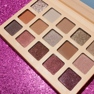 Amorus USA I love you a latte eyeshadow palette Amor us