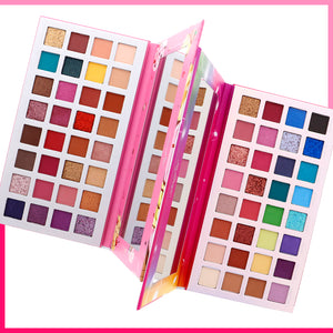 Amorus USA Bubble Pop Cake Pop 32 pan color Eyeshadow palette eye makeup amor us