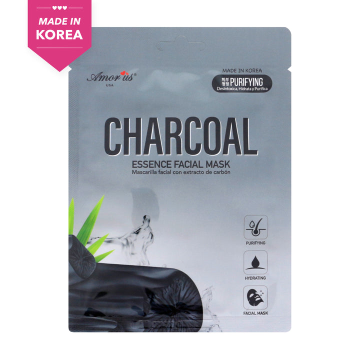Face Sheet Mask | Charcoal