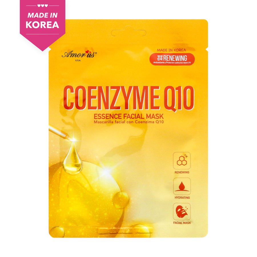 Face Sheet Mask | Coenzyme Q10