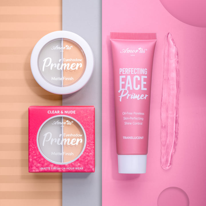 Face Primer & Nude Eyeshadow Primer | Bundle