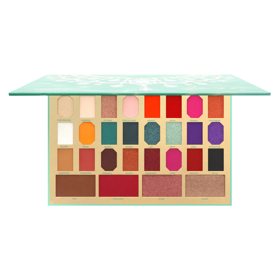 Amorus USA Fancy You fancyyou Pressed Pigment Palette Amor us vegan face palette
