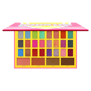 Amorus USA Chin Up chin-up chinup Pressed Pigment Palette Amor us vegan face palette