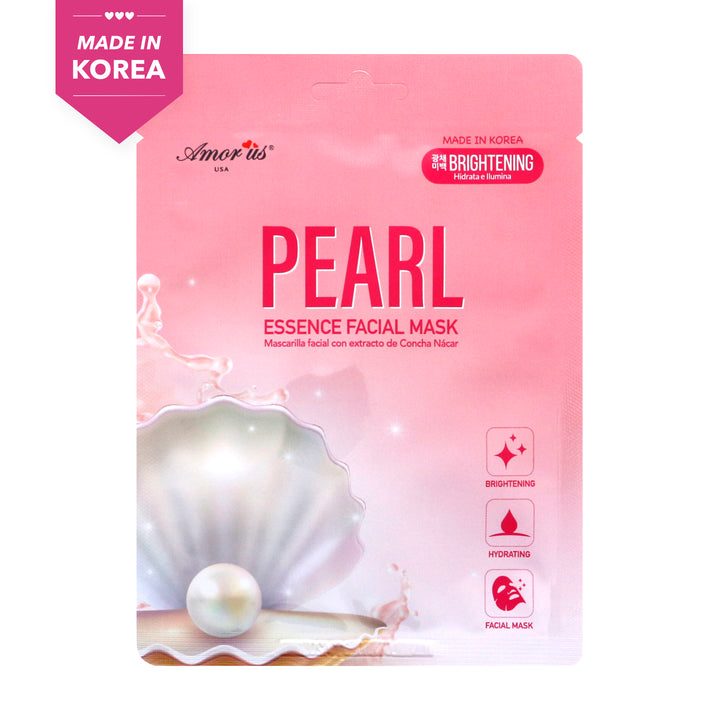 Face Sheet Mask | Pearl