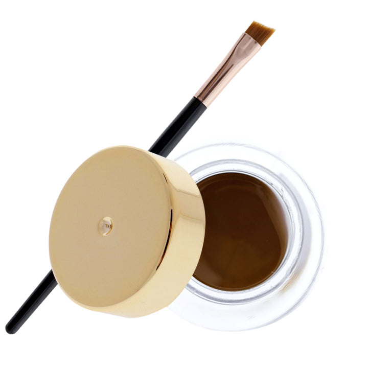Amorus USA Amor Us #amorususa beauty cosmetics makeup cruelty-free eye eyes eyebrows brows Brow Cream Gel Pomage long-lasting waterproof angled brow brush included