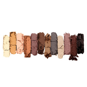 Amorus USA Amor Us #amorususa beauty cosmetics makeup cruelty-free eye eyes 12 pan smoky nude eyeshadow palette naked matte shimmer