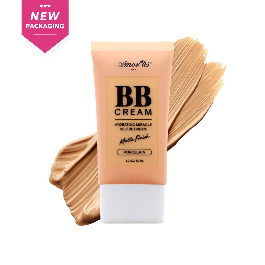 Amorus USA Amor Us #amorususa beauty cosmetics makeup cruelty-free face foundation liquid bb cream spf 20 vitamin e natural ingredients long lasting primer coverage medium full dewy dewey matte finish