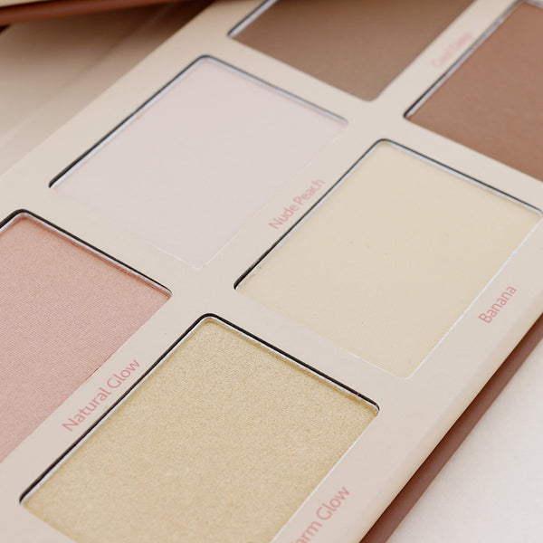 Sculpt & Glow - Highlighter and Contour Kit