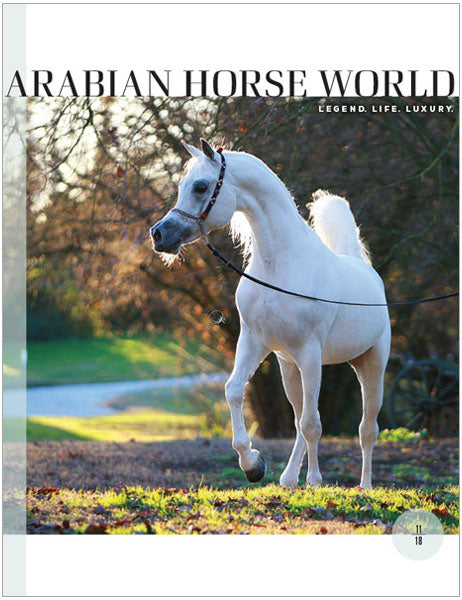 Arabian Horse World print subscription