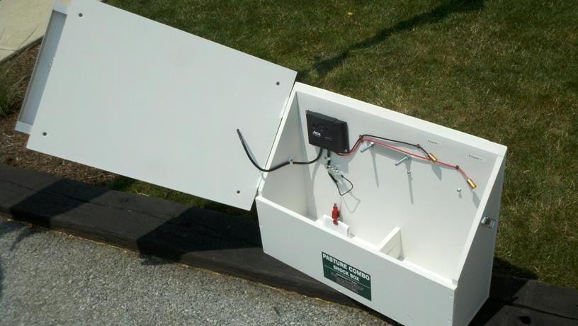 80 Watt Shock Box Kit To Make Electric Fence Charger
