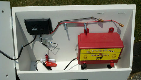 Buy Cyclops Stallion Solar Powered Electric Fence Charger