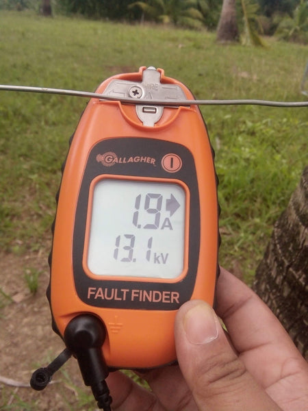 gallagher smartfix fault finder