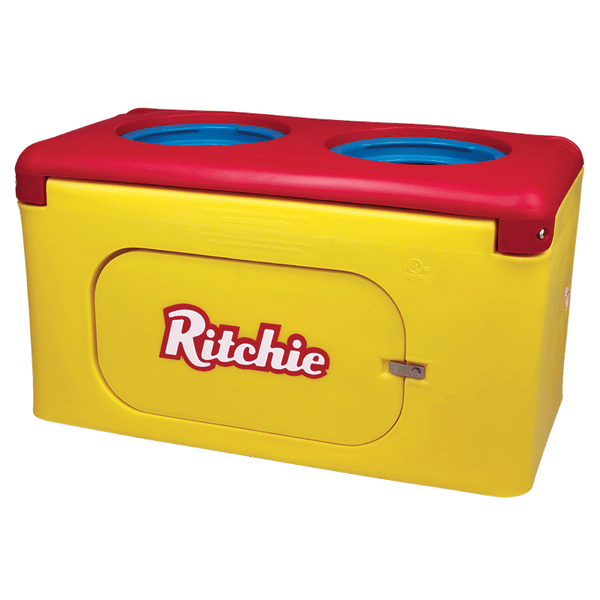 RITCHIE ECO FOUNT 2 LIVESTOCK WATERER.