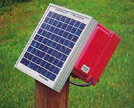 Cyclops Hero solar electric fence charger energizer