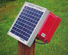 Cyclops HERO, 1.5 Joule, 15 Acre, Solar Powered Energizer | Free USA Shipping - CYCLOPS ELECTRIC FENCE CHARGERS