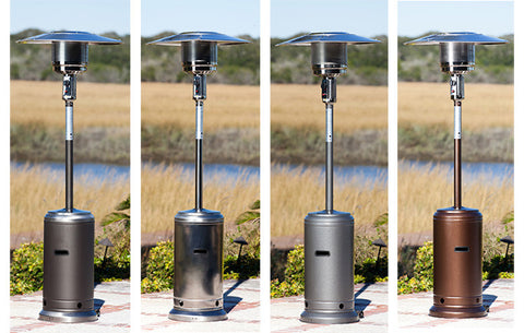 Standing Patio Heaters