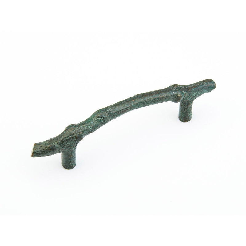 Schaub & Company 783 Mountain Twig Cabinet Pull.