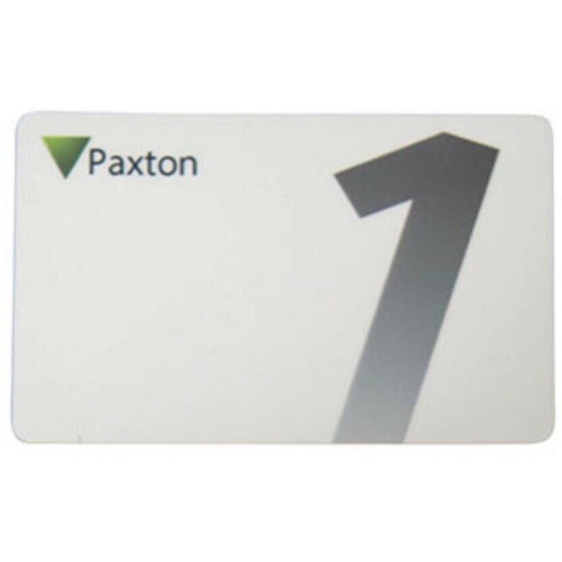 PAXTON ACCESS 125-001-US Proximity Card License, 1 License Activation, W/ HID. - Designer Entryway door locks access control intercoms home automation