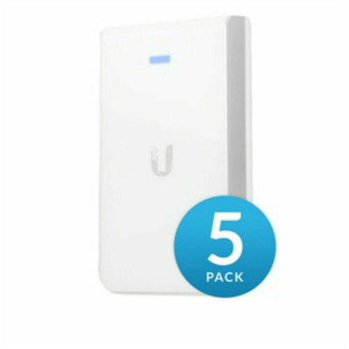 Ubiquiti UniFi UAP-AC-IW-5-US 802.11ac 1.14 Gbit/s Wireless Access Point 5-Pack. - Designer Entryway door locks access control intercoms home automation