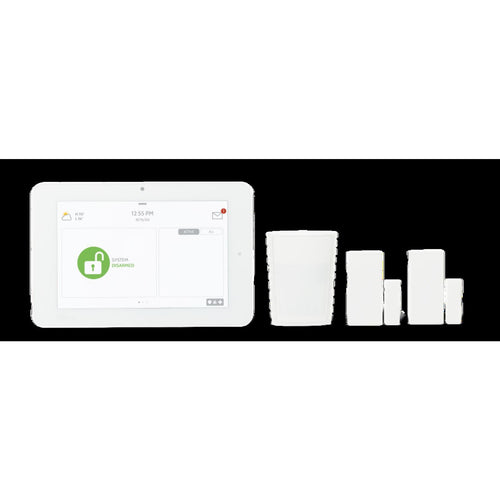 Qolsys QK9202-AK2P-840 IQ PowerG Alarm Kit (AT&T, LTE, PowerG) Iq Panel 2+