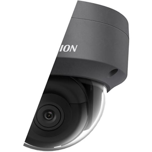 Hikvision DS-2CD2143G0-IB 4MM 4MP Outdoor Network Dome Camera w/4mm Lens Black.