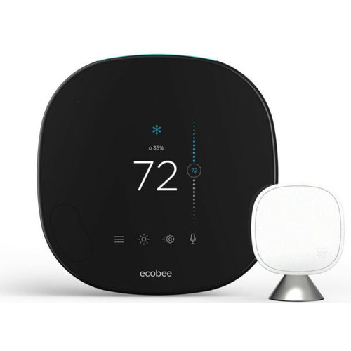 Ecobee EB-STATE5P-01 Smart Thermostat Pro with Voice Control & Sensor. - Designer Entryway door locks access control intercoms home automation