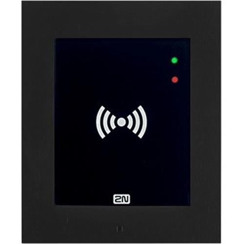 2N Access Unit - RFID 125KHz. Sold without Frame or Flush Box 01365-001 - Designer Entryway door locks access control intercoms home automation