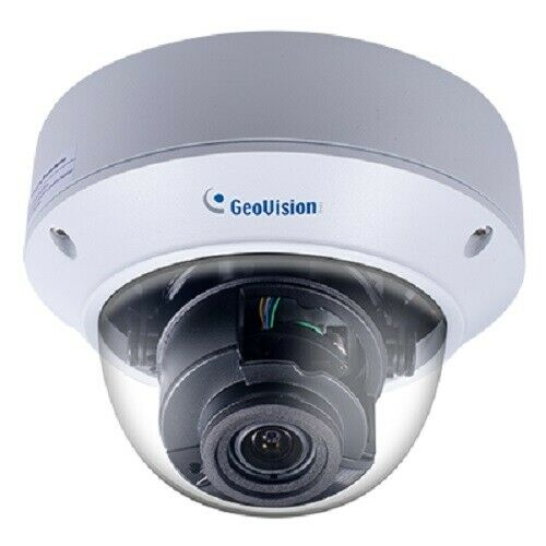 GEOVISION GV-TVD8710 8MP H.265 Low Lux WDR Pro IR Vandal Proof IP Dome Camera. - Designer Entryway door locks access control intercoms home automation