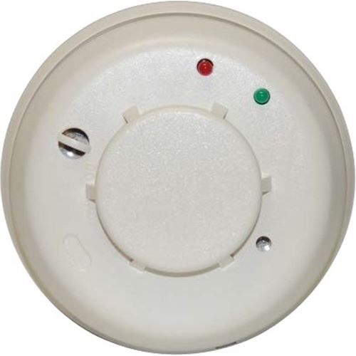 Inovonics Introduces EN1244 Wireless Smoke Detector-Fire Detection.