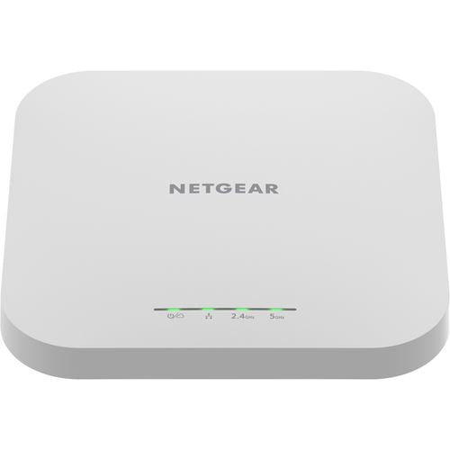 NETGEAR Insight WAX610-100NAS wireless access point next generation Wi-Fi 6