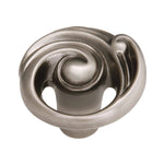 Belwith Keeler B072433 Amaranta 1-1/2 Inch Diameter Solid Brass Designer Cabinet Knob - Designer Entryway door locks access control intercoms home automation