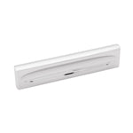 Belwith Keeler B076042 Ingot 3-3/4 Inch Center to Center Rectangular Cabinet Pull - Designer Entryway door locks access control intercoms home automation