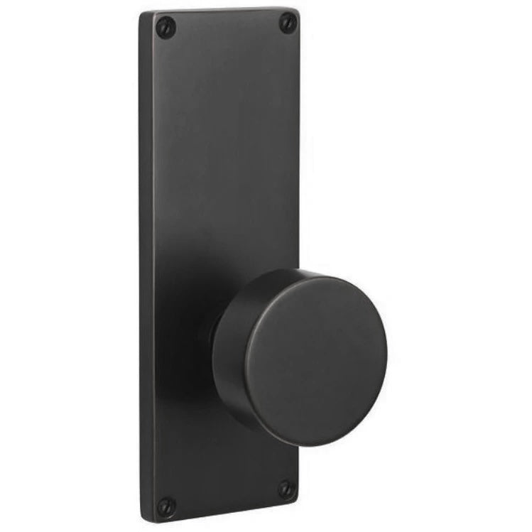 Emtek 8211 Rectangular Sideplate Privacy EntrySet.